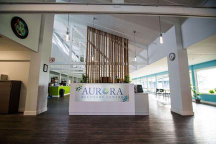 Aurora Recovery Centre on Lake Winnipeg, Gimli, Manitoba, Canada